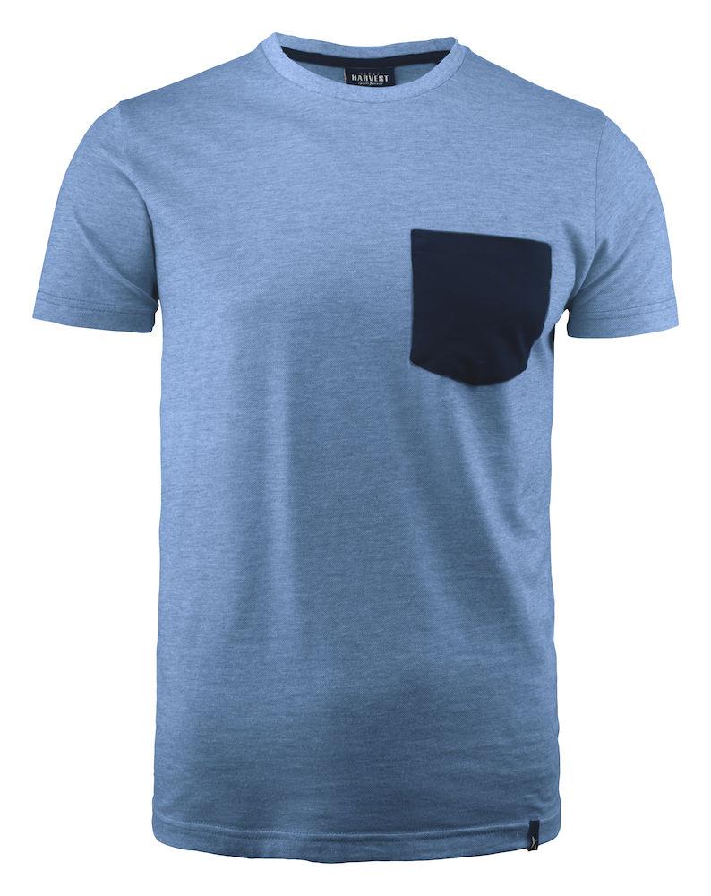 T-shirt van hoge kwaliteit met eigen logo