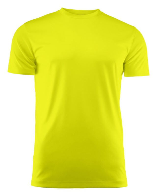 Sport t-shirt bedrukken met eigen ontwerp