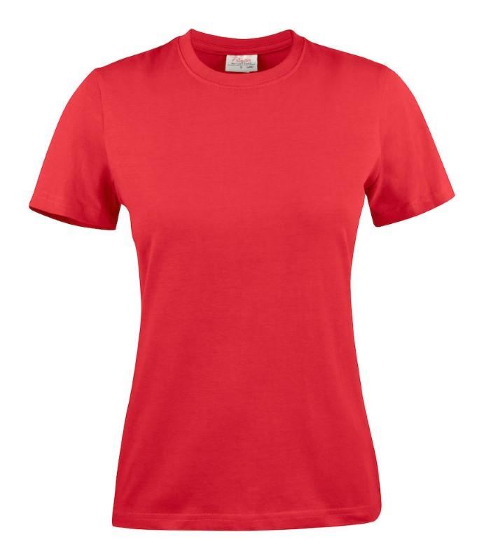 Dames t-shirt bedrukken