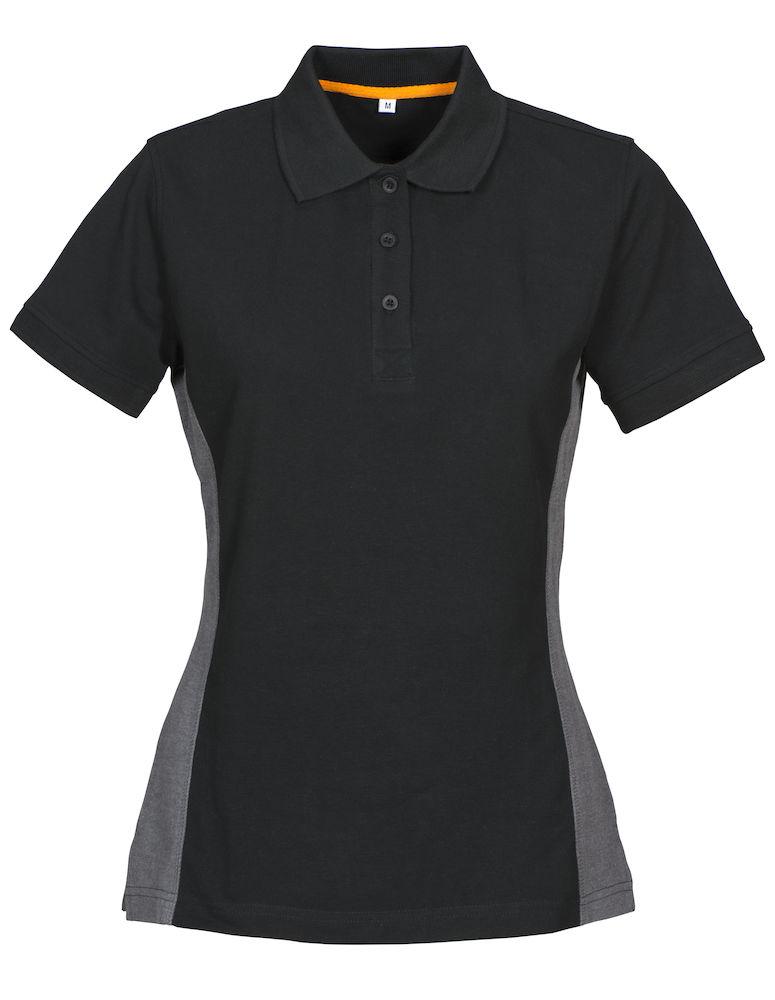 Polo shirt dames bedrukken