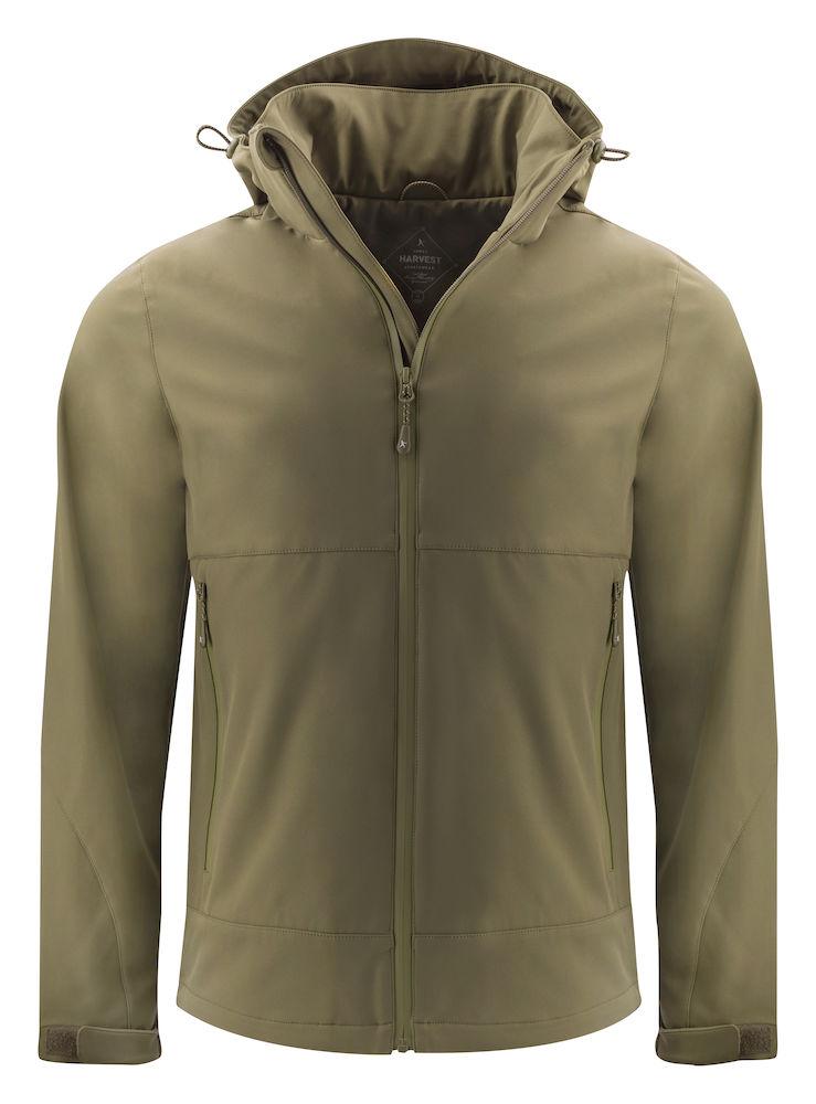 Softshell jas bedrukt met logo